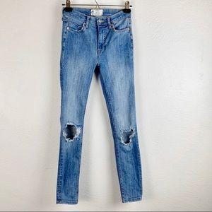EUC Free People Jeans